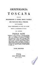 Ornitologia toscana