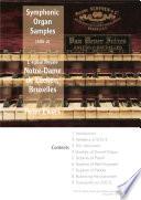 Symphonic Organ Samples (SOS-2): Notre-Dame de Laeken, Brüssel