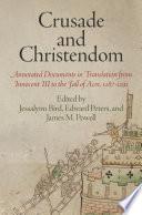 Crusade and Christendom