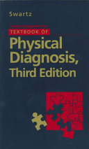 Pocket Companion for Textbook of Physical Diagnosis  Third Edition