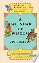 A Calendar of Wisdom Free download PDF and Read online