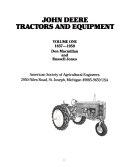 John Deere Tractors And Equipment