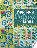 Applique Outside Lines with Piece O  Cake Designs
