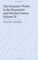 download ebook the dramatic works in the beaumont and fletcher canon: volume 9, the sea voyage, the double marriage, the prophetess, the little french lawyer, the elder brother, the maid in the mill pdf epub