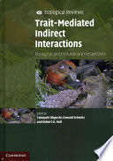 Trait Mediated Indirect Interactions