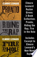 Elmore Leonard Raylan Givens 3 Book Collection