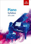 Teaching Notes on Piano Exam Pieces 2017 & 2018