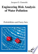 Engineering Risk Analysis of Water Pollution