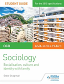 Ocr Sociology Student Guide 1