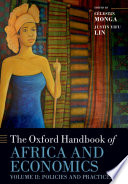 The Oxford Handbook of Africa and Economics