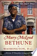 Book Mary McLeod Bethune in Washington  D C