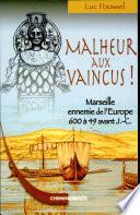 illustration du livre Malheur aux vaincus