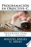 Programaci  n en Objective C