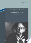 Walter Boehlich
