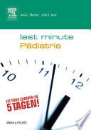 Last Minute P  diatrie
