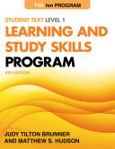 The Hm Learning and Study Skills Program  Level 1