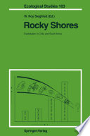 Rocky Shores Exploitation In Chile And South Africa