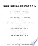 New England Farmer And Gardener S Journal