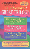 Og Mandino s Great Trilogy