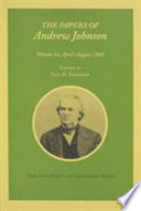 download ebook the papers of andrew johnson: april-august 1868 pdf epub