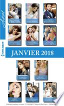11 romans Azur   1 gratuit  no3905    3915   Janvier 2018