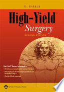 High yield Surgery