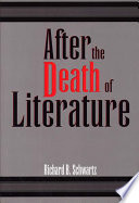 After the Death of Literature