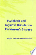 Psychiatric and Cognitive Disorders in Parkinson s Disease