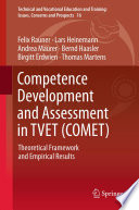 Competence Development and Assessment in TVET  COMET