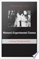 Women   s Experimental Cinema