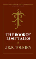 The Book Of Lost Tales 2 The History Of Middle Earth Book 2
