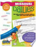 Missouri Dailies  180 Daily Activities for Kids