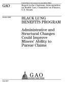 Black Lung Benefits Program
