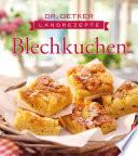 Landrezepte Blechkuchen