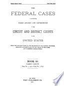 The Federal Cases
