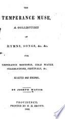 The temperance muse Book PDF