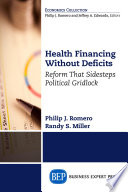 Health Financing Without Deficits