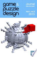 Game   Puzzle Design  vol  1  no  2  2015  B W