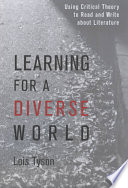 Learning for a Diverse World