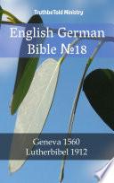 English German Bible No18