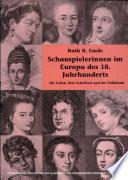 Schauspielerinnen im Europa des 18. Jahrhunderts