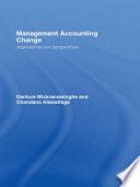 Management Accounting Change
