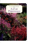 A Z of Perennials
