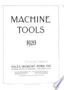 Machine Tools ...
