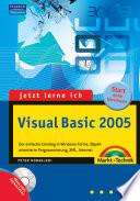 Jetzt lerne ich Visual Basic 2005