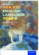Workbook AQA KS3 English Language Year 8