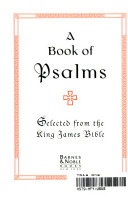 A book of psalms selected from the King James Bible