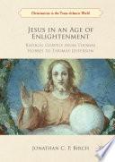 Jesus In An Age Of Enlightenment