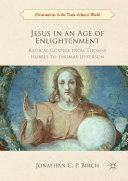 Jesus in an Age of Enlightenment Book