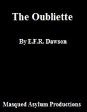 The Oubliette book